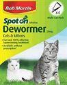 Picture of Bob Martin Dewormer Cat & Kitten Spot On 4 Tubes