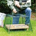 Picture of Cj Ground Guard Small Mesh Green