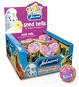 Picture of Jvp Treat2eat Budgie Seed Bell 34g