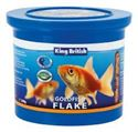 Picture of King British Natural Goldfish Flake (with Ihb) 200g