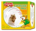 Picture of Living World Exercise Ball With Stand Medium 17cm