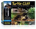 Picture of Exo Terra Turtle Cliff Aquatic Terrarium Filter & Rock Large