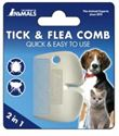 Picture of 2 In 1 Tick & Flea Comb