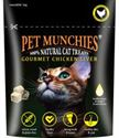 Picture of Pet Munchies 100% Gourmet Chicken Liver Natural Cat Treats 10g