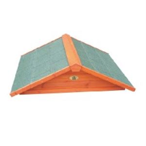 Picture of Premium Flat Pack Hutch Roof Sgl