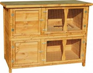 Picture of Pet Specialist Mews Hutch 131 X 65 X102cm