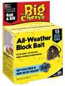 Picture of The Big Cheese All Weather Block Bait Pk15