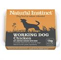 Picture of Natural Instinct Working Dog Chicken 1kg