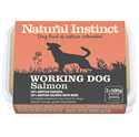 Picture of Natural Instinct Working Dog Salmon 2x500g