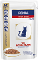 Picture of Royal Canin Renal Cat Pouches - Beef 48x85g