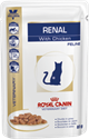 Picture of Royal Canin Renal Cat Pouches - Chicken 48x85