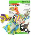 Picture of Petstages Rag Rope Ball