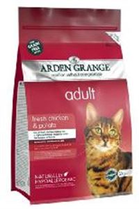 Picture of Arden Grange Adult Cat With Fresh Chicken & Potato 2kg