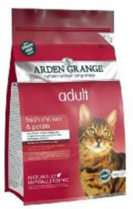 Picture of Arden Grange Adult Cat With Fresh Chicken & Potato 4kg