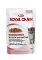Picture of Royal Canin Kitten Instinctive Pouches In Jelly 85g x 12