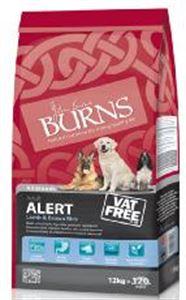 Picture of Burns Alert Adult Lamb & Brown Rice 12kg