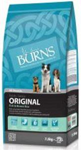 Picture of Burns Original Adult Fish & Brown Rice 6kg