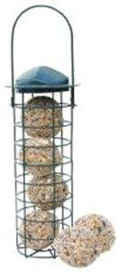 Picture of Cj Fat Ball Feeder Green 33cm