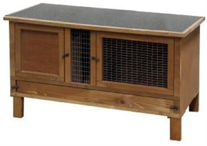 """Picture of Orpington External Hutch & Legs 36"""""""