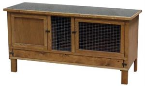"""Picture of Orpington External Hutch & Legs 42"""""""