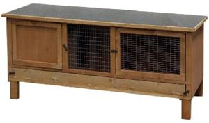 """Picture of Orpington External Hutch & Legs 48"""""""