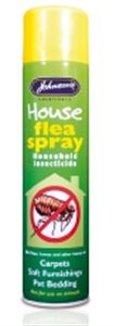 Picture of Jvp Household Flea Spray 400ml