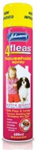 Picture of 4fleas Household Spray - Extra Guard With Igr 600ml