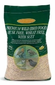 Picture of J&j Premium Wild Bird Mix 20kg