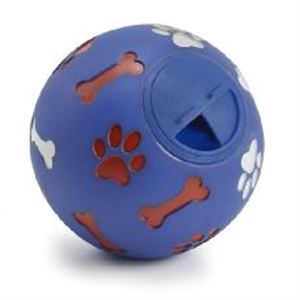 Picture of Dog Treat And Activity Ball Small/medium 12cm