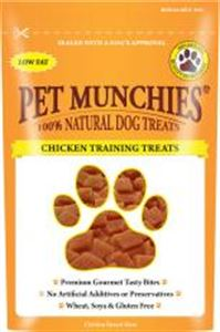 Picture of Pet Munchies Chicken Dog Training Treats 50g