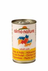 Picture of Almo Nature Cat Adult Chicken 140g