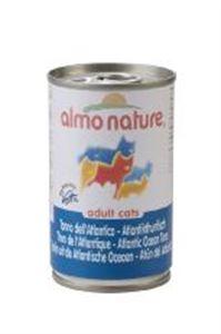 Picture of Almo Nature Cat Adult Atlantic Tuna 140g