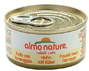 Picture of Almo Nature Classic Cat Adult Chicken & Cheese 70g