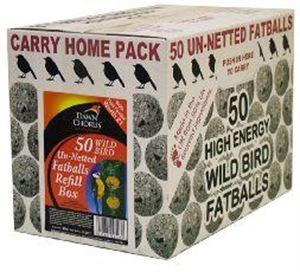 Picture of Dawn Chorus Fat Balls Un-netted 50Pc Box