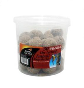 Picture of Dawn Chorus Fat Balls Un-netted 30Pc Bucket