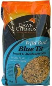 Picture of Dawn Chorus Blue Tit Insect & Mealworm Mix 2kg