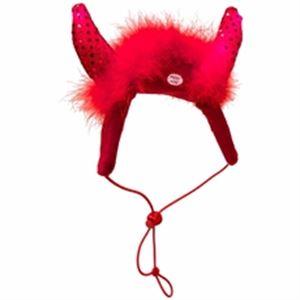 Picture of Halloween Kyjen LED Dogs Devils Horns