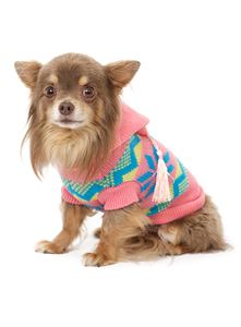 Picture of Alpine Hooded Dog Sweater