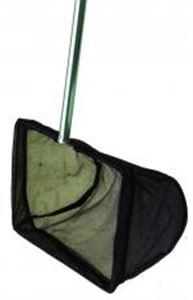 "Picture of Pond Fish Net Fine 25x18cm (10""x7"") Handle 36"""