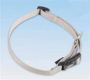 Picture of Nobby Classic Nylon Collar Light Grey 25mm X 50-65cm