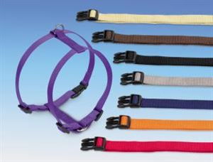 Picture of Nobby Classic Harness Beige 25mm X 70-90cm