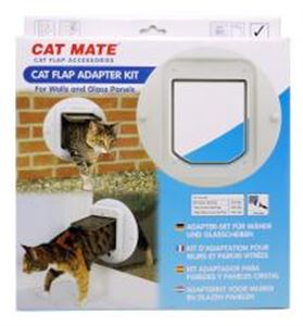 Picture of Adapter Kit For 360 Cat Flap Walls And Glass Panels