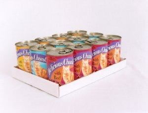 Picture of Cambrian Cat Delicious Chunks In Gravy - Variety Can 12 Pack