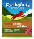 Picture of Forthglade Natural Menu Chicken With Liver 395g