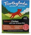 Picture of Forthglade Natural Lifestage Adult Chicken With Liver & Brown Rice 395g