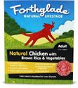 Picture of Forthglade Natural Lifestage Adult Chicken With Veg 395g