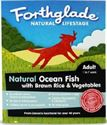 Picture of Forthglade Natural Lifestage Adult Ocean Fish With Veg 395g