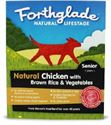 Picture of Forthglade Natural Lifestage Senior Chicken With Veg 395g