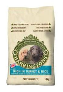 Picture of Harringtons Complete Puppy Turkey & Rice 10kg
