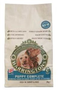 Picture of Harringtons Complete Puppy Turkey & Rice 2kg